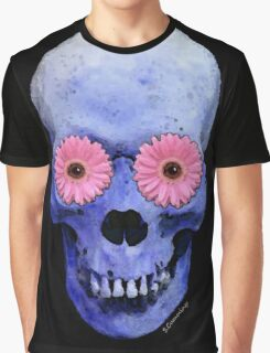 Skull Art - Day Of The Dead 1 Graphic T-Shirt