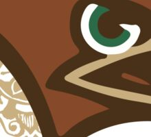 Lehigh University doodle Sticker