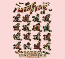 Mike Pike Machines 06 Kids Tee