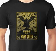 Paladin of the Raven Queen Unisex T-Shirt