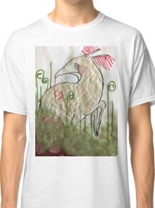 Old Scrumble The Mopey Moss Monster Classic T-Shirt