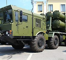 mobile missile launcher by mrivserg