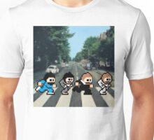 8-Bit Beatles Unisex T-Shirt
