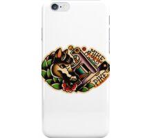 Spitshading 01 iPhone Case/Skin