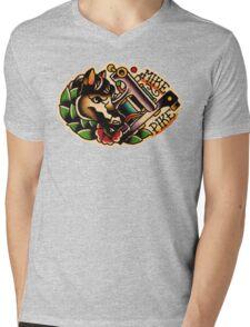 Spitshading 01 Mens V-Neck T-Shirt