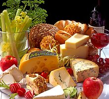 Cheese Platter by flyingscot