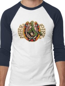 Spitshading 04 Men's Baseball ¾ T-Shirt