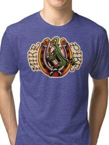 Spitshading 04 Tri-blend T-Shirt