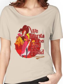 We Wants the Red Head Women's Relaxed Fit T-Shirt
