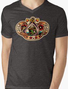 Spitshading 07 Mens V-Neck T-Shirt