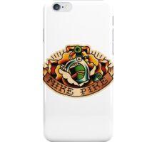 Spitshading 08 iPhone Case/Skin