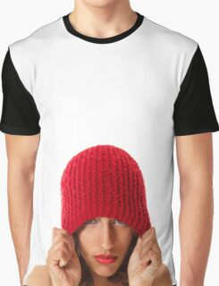 Strawberry Lady Graphic T-Shirt