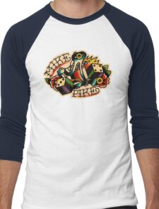 Spitshading 09 Men's Baseball ¾ T-Shirt