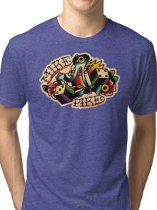 Spitshading 09 Tri-blend T-Shirt