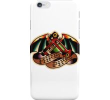 Spitshading 12 iPhone Case/Skin