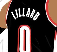 Damian Lillard Sticker