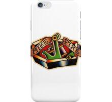 Spitshading 16 iPhone Case/Skin