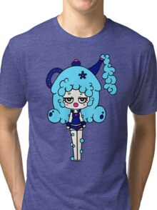 Bubble Teapot by Lolita Tequila Tri-blend T-Shirt