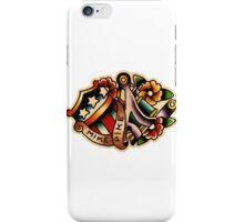 Spitshading 19 iPhone Case/Skin