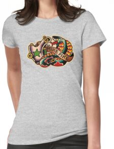 Spitshading 22 Womens Fitted T-Shirt