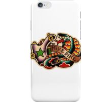 Spitshading 22 iPhone Case/Skin