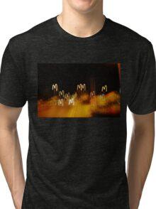Yes, We M Tri-blend T-Shirt
