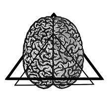 Brainiac Photographic Print