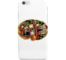 Spitshading 24 iPhone Case/Skin
