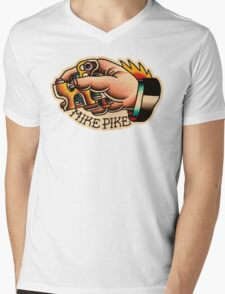 Spitshading 23 Mens V-Neck T-Shirt