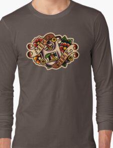 Spitshading 26 Long Sleeve T-Shirt