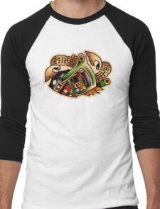 Spitshading 27 Men's Baseball ¾ T-Shirt