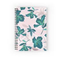 Flowers All Around Spiral Notebook