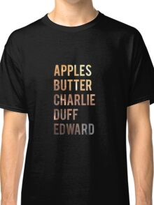 Battlefield 1 objective names Classic T-Shirt