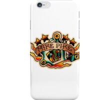 Spitshading 31 iPhone Case/Skin
