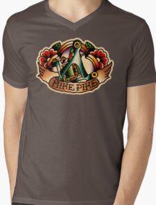 Spitshading 30 Mens V-Neck T-Shirt