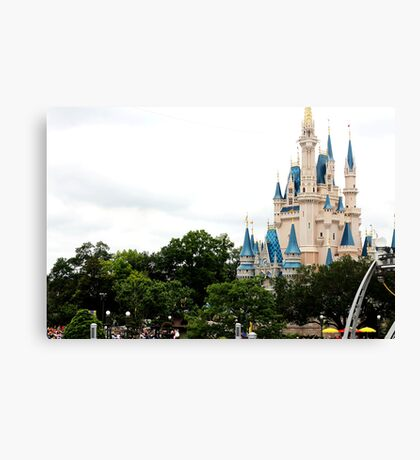 Most Magical Place on Earth Canvas Print