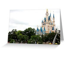 Most Magical Place on Earth Greeting Card