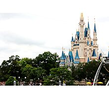Most Magical Place on Earth Photographic Print