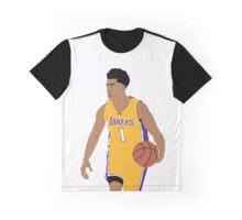 D'Angelo Russell Graphic T-Shirt