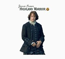 James Fraser/Highland Warrior Unisex T-Shirt