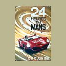 LeMans 63 by harrisonformula