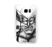 Logan Headshot (SketchVersion) Samsung Galaxy Case/Skin