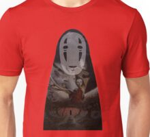 Kaonashi No Face Spirited Away | Sen To Chihiro No Kamikakushi Unisex T-Shirt