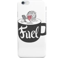 Coffee is Fuel iPhone Case/Skin