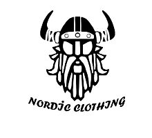 Nordic Clothing Photographic Print