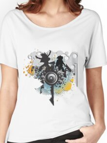 People dancing Women's Relaxed Fit T-Shirt