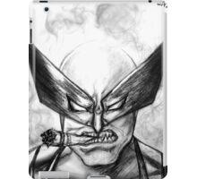 Logan Headshot (SketchVersion) iPad Case/Skin