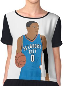 Russell Westbrook Chiffon Top