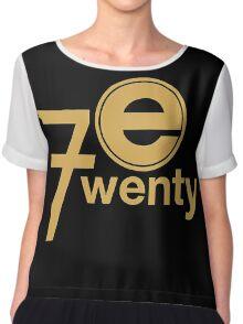Entertainment 720 Chiffon Top