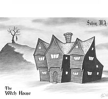 Witch House by miketcherry